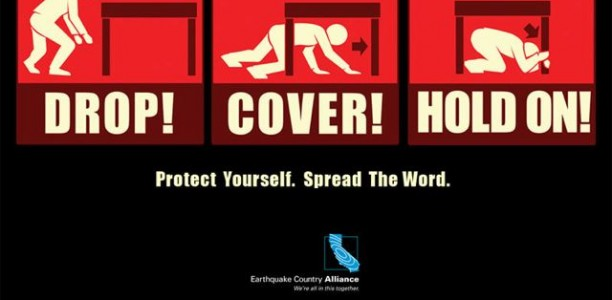 SES to Participate in the Great ShakeOut 10/18 at 10:18