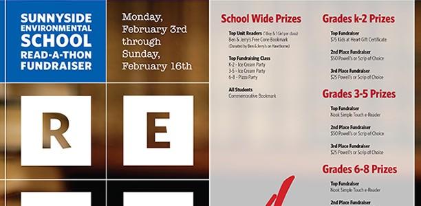 5th Annual SES Read-a-Thon Kicks Off Monday, February 3th!