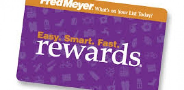 Fred Meyer's Community Rewards: Time to re-enroll