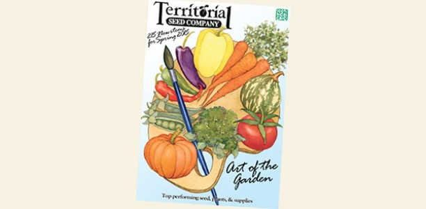 Territorial Seed fundraiser