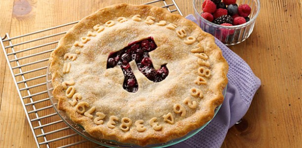 (Grades 3-5) Wednesday, March 14, 6-8pm: Pi Night