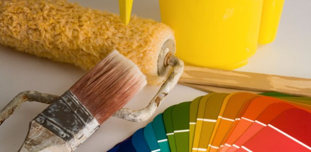 Paint and volunteers needed to spruce up the library