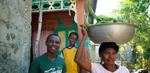 Support Kenel's farming learning center