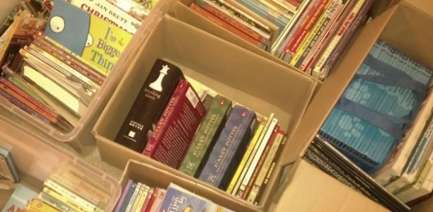 The Book Harvest is back