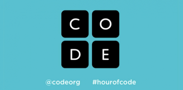 December 5-11: Hour of Code week in the Library