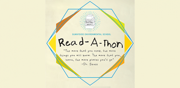 SES 2017 Read-A-Thon has begun