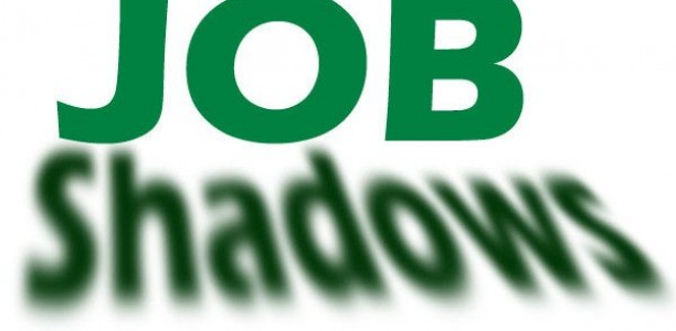 Thursday, April 26: 8th grade job shadowing survey