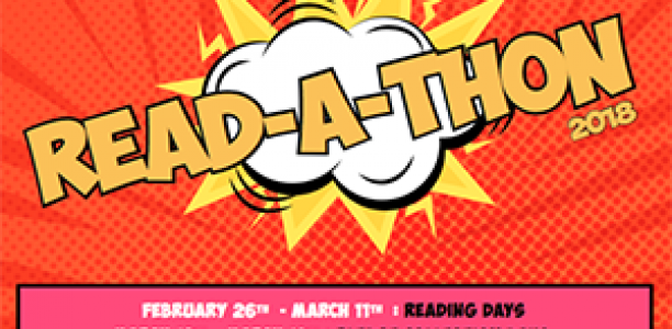 Read-A-Thon: Winners list and thanks