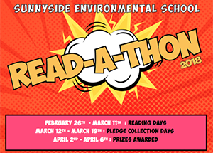 Read a thon prizes to win