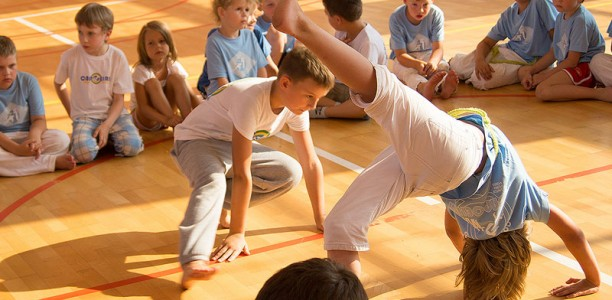 Sign up for Capoeira!