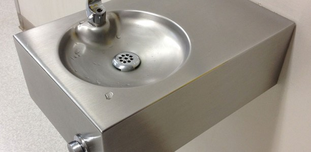 Sunnyside Water Fountains are BACK ON